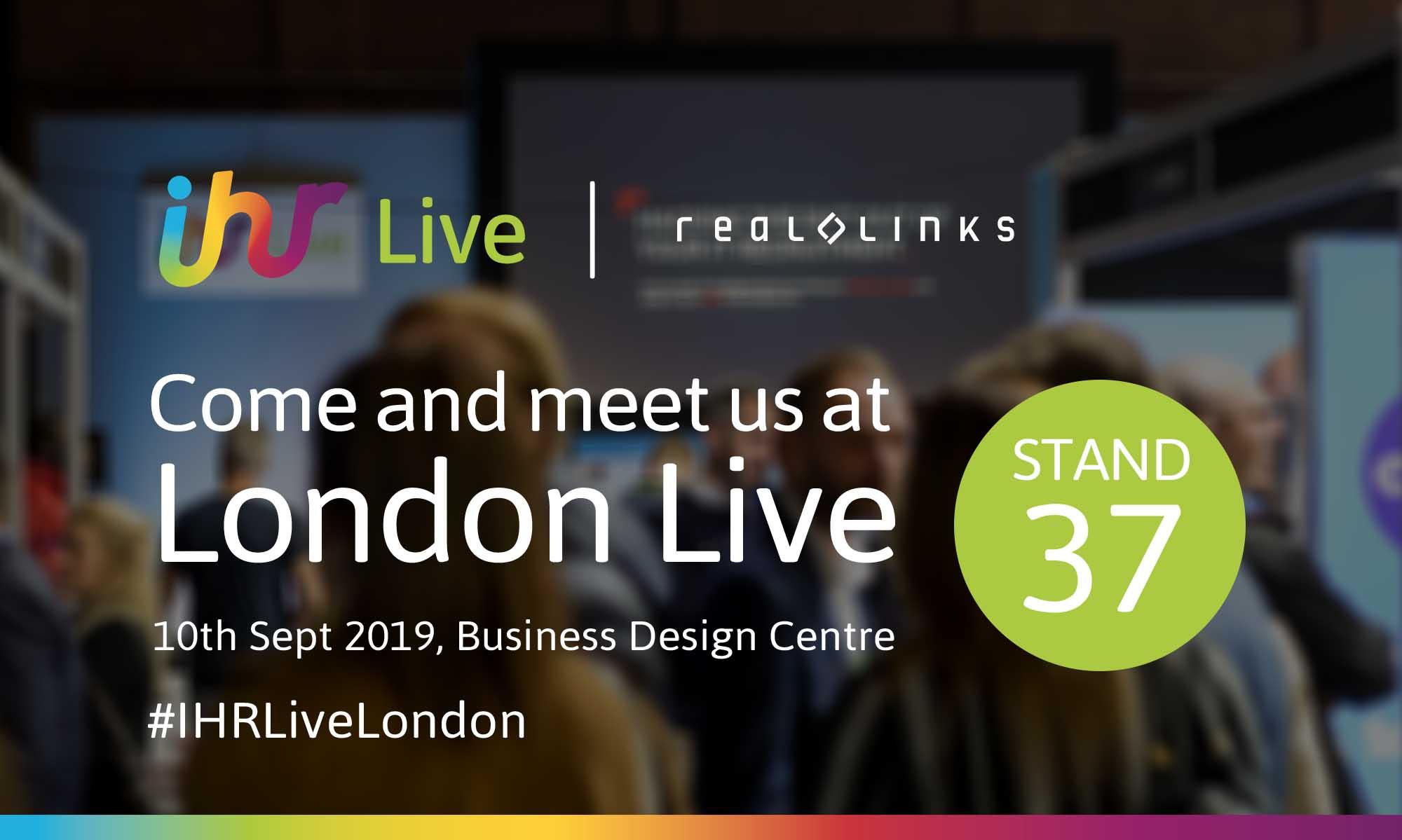 IHR Live London